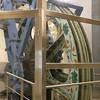 istanbul tram wheel