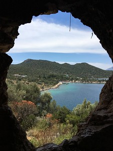 Cave on the Lycian Way