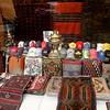Sporting Salesmanship (rug dealer - bazaar outside Blue Mosque)