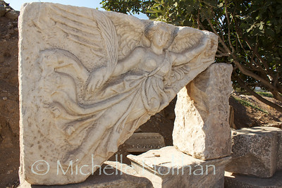 Nike Carving at Ephesus