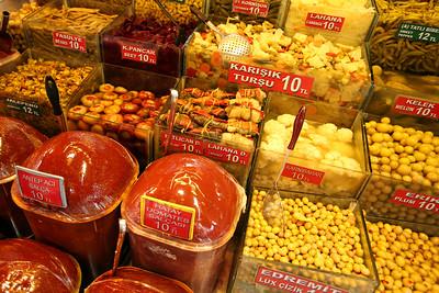 Food Hall, Grand Bazaar, Istanbul, Turkey