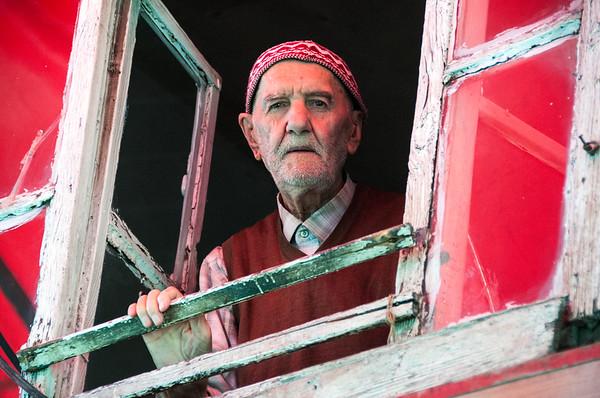 Old Man of Ankara Castle