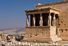 The Erechtheon at the Acropolis, Athens Greece