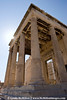 The Parthanon at the Acropolis, Athens Greece