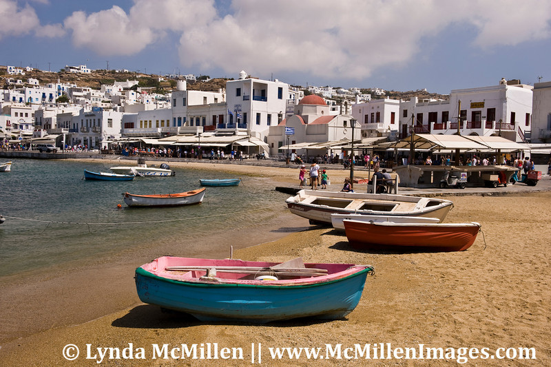 Mykonos Harbor 2