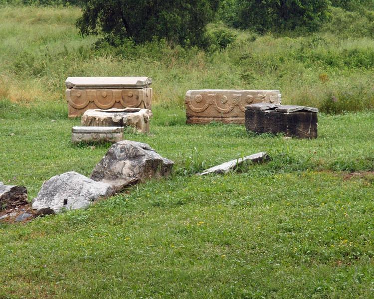Sarcophagi collection