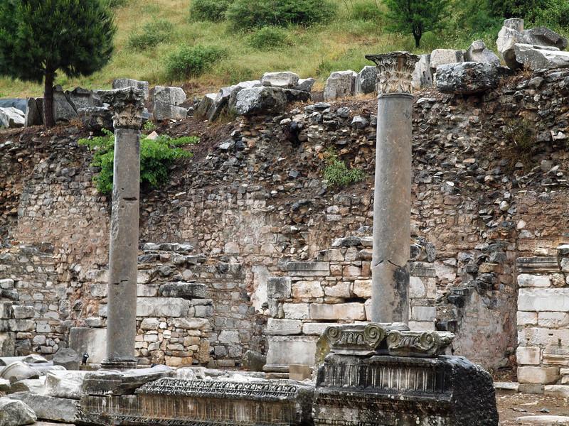Ruins at Ephesus