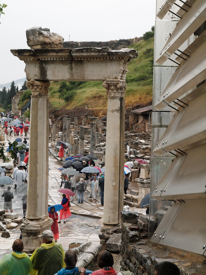 Ephesus gateway