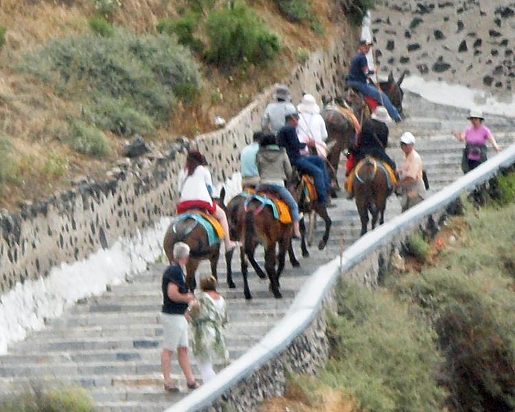 Thira (Santorini) Greece