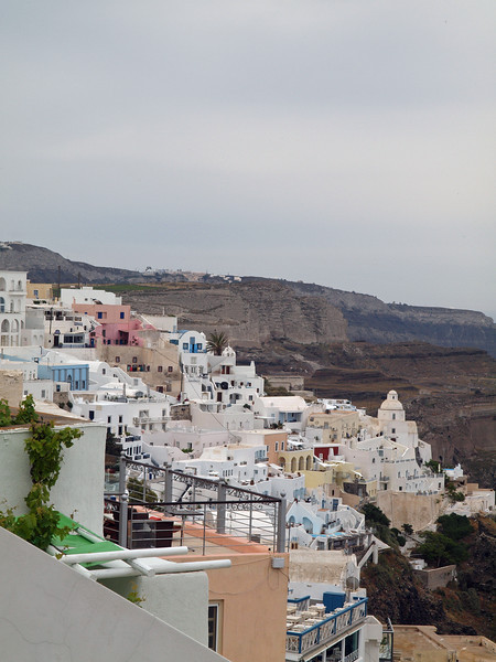 Thira (Santorini) Greece