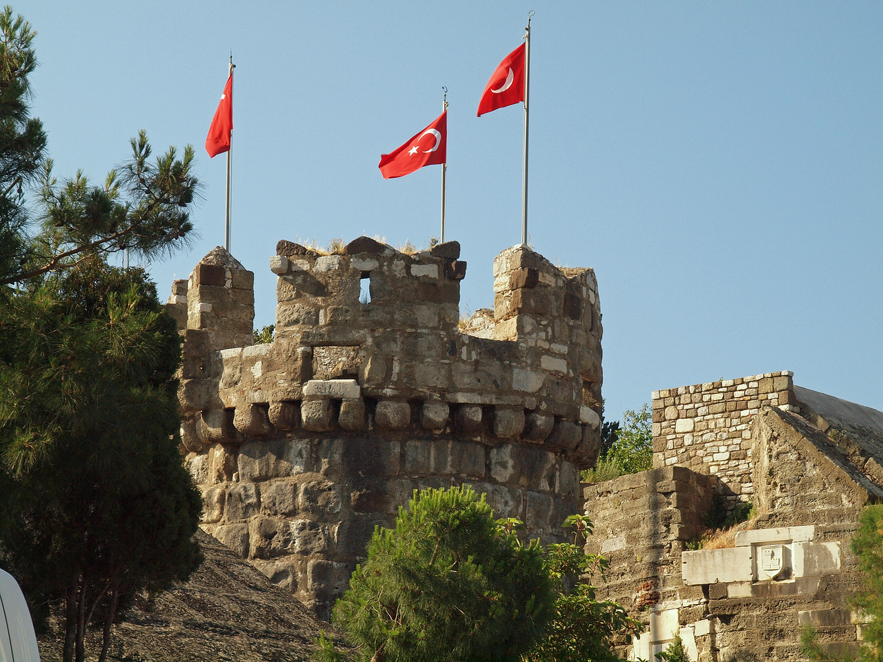 Bodrum Castle Turkey