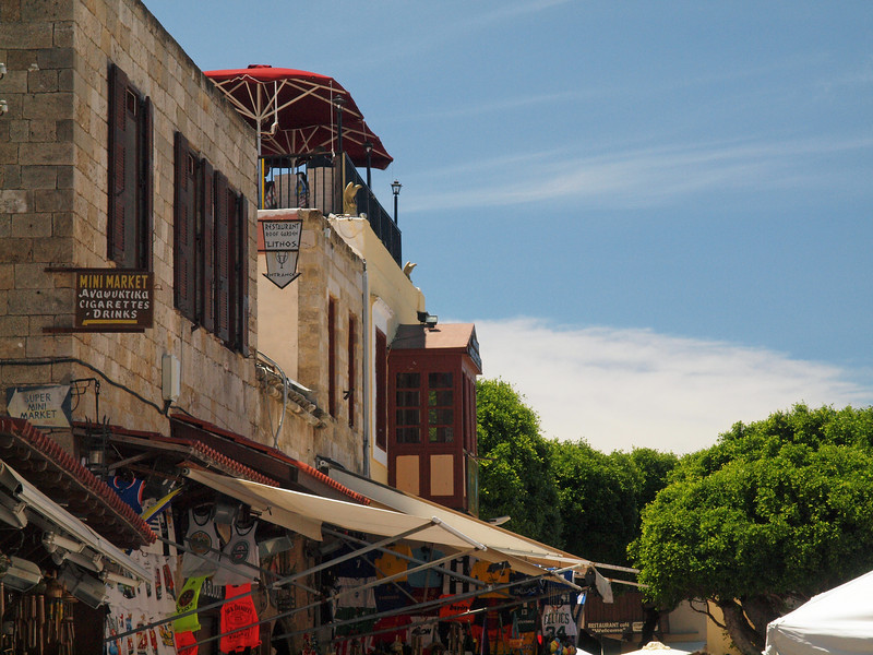 Rhodes Town