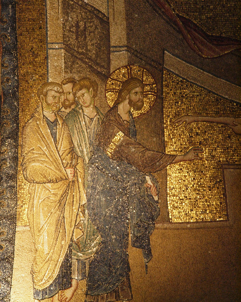 Church of the Holy Savior in the Country (Chora Museum)