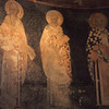 Fresco of Saints