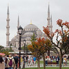 The Blue Mosque built in 1616