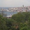 View of the Golden Horn from Topkapi Palace