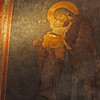 Fresco of The Virgin Elousa