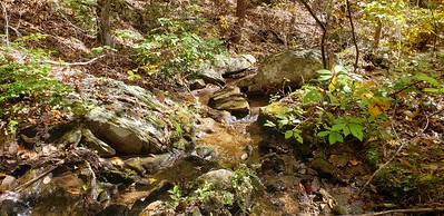 Rocky streams