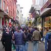 Hasırcılar Caddesi near the Egyptian Bazaar, Istanbul