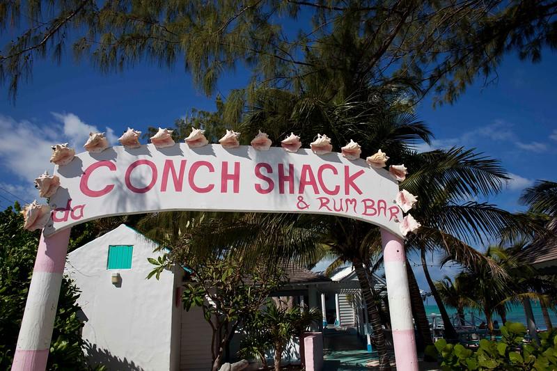 Conch Shack & Rum Bar