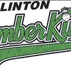 I had an off-day from trackchasing.  I would spend that time in Clinton, Iowa watching the Clinton Lumber Kings play minor league baseball.