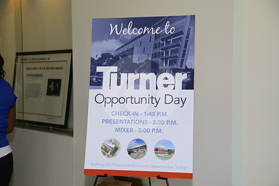 Turner Opportunity Day - June 2017