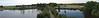 Panorama, gemaakt van een tiental foto's, kik op de foto om ze groter te bekijken, door op origineel formaat te klikken kan je nog meer details bekijken.