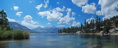 Florence Lake, High Sierras, California