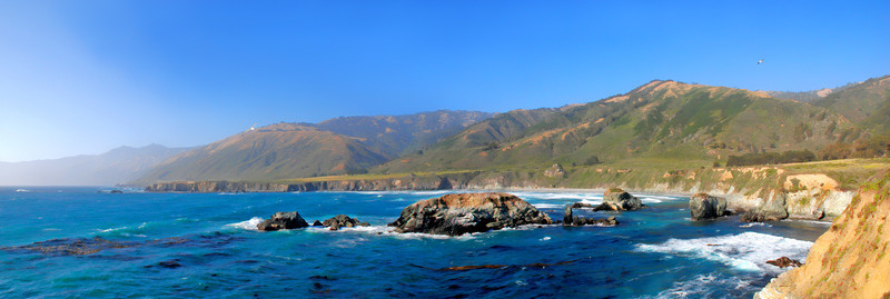 Sand Dollar Cove, Big Sur Coast, CA