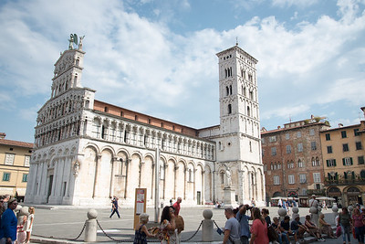 San Michele in Foro - Lucca