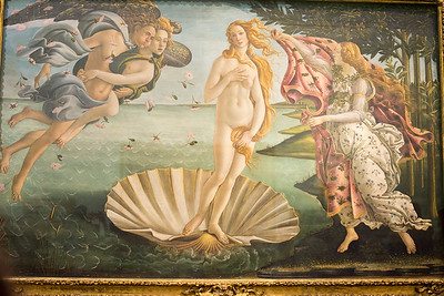 Sandro Botticelli, 'The Birth of Venus'