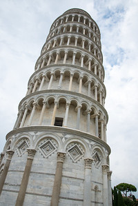 Up close and personal with the Leaning Tower