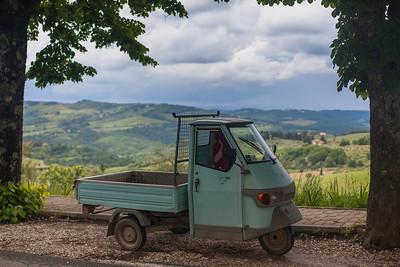 Piaggio, Tuscany, Italy