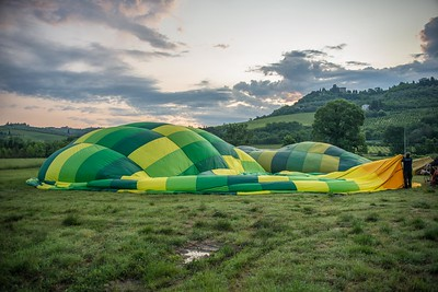 Tuscany Ballooning (2)