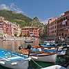 Vernazza's Harbor