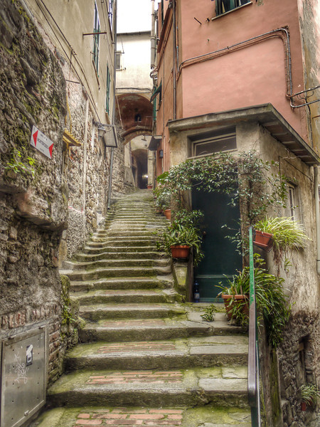 Trail to Monterosso