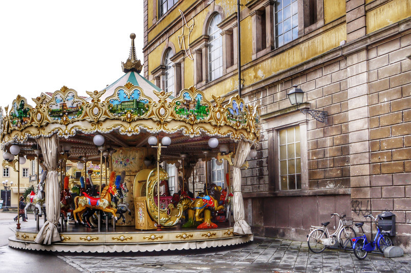 Lucca Carousel