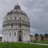 Pisa Bapstery