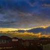 Cortona Blue Sunset 1