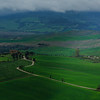 Spotlight afternoon at Terrapille | Val D'Orcia | Tuscany | Italy