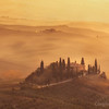 God morning, Tuscany