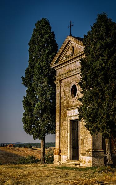 Chapel Madonna di Vitaleta