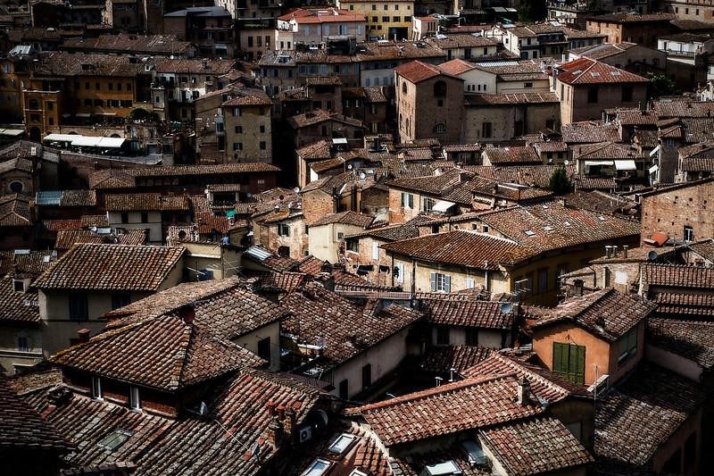 Siena; Tuscany; Italy