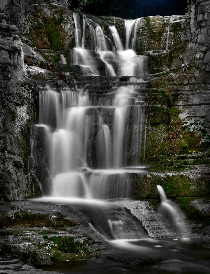 Cascading Water; Moltrasio; Italy