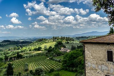 Tuscan Sun Spots