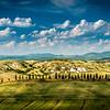 Crete de Senesi, Tuscany, Italy