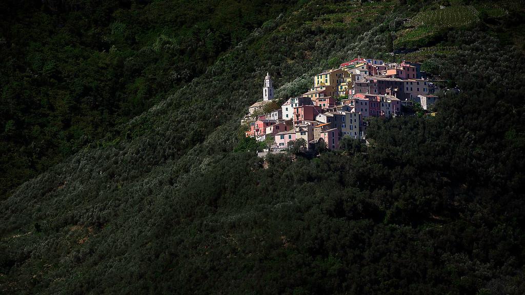 Cinque Terre; Italy