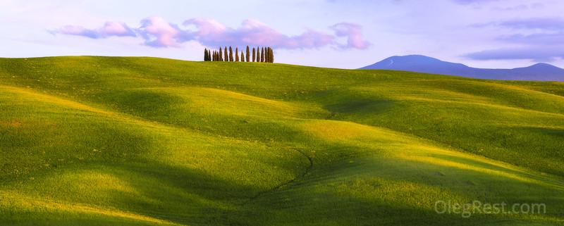Pano of Tuscany