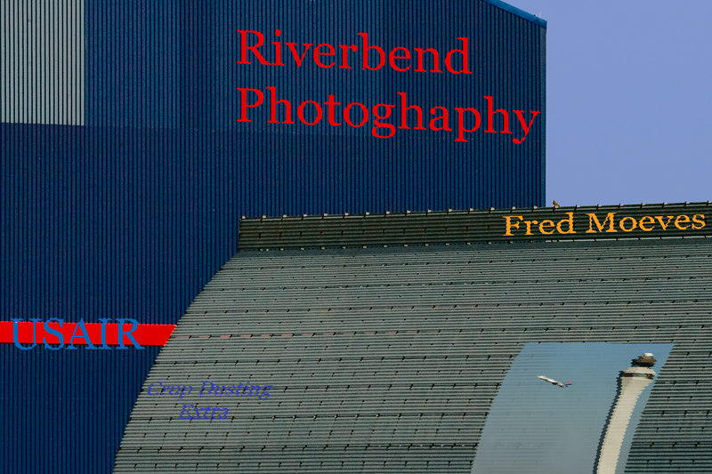 "By <a href=""http://www.riverbendphotos.com/""target=""_blank""> Fred Moeves</a>. <br><br> Displacement Maps--we have all seen them it's where the text or image appears to be painted onto another image.  In this tutorial we will look at the very basic elements of displacement maps. <br><br> Displacement maps are nothing more then a grayscale image.  In Photoshop the displace filter uses the grayscale image to distort or warp the image according to the light and dark values.  <br><br> Dark colors warp the image down or backwards, light colors warp up or forward, and gray has little or no effect. <br><br> In the image to the left all text and the small image on the blast fence were added using one single displacement map from the background image."