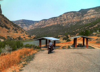 WInd River Canyon - Redone